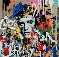 When You Have It, You Have It All Over by Yuvi -  sized 20x20 inches. Available from Whitewall Galleries